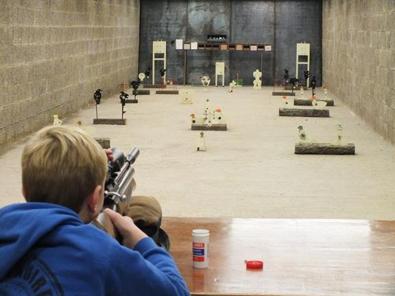Mendip Shooting Ground Clay Pigeon Shooting And Target